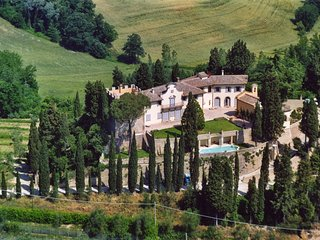 6 bedroom Villa in Nebbiano, Tuscany, Italy : ref 5227073