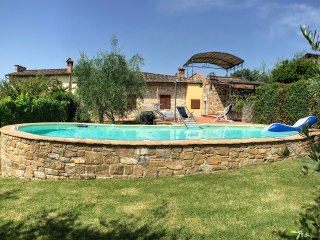 3 bedroom Villa in Radda in Chianti, Tuscany, Italy : ref 5227059