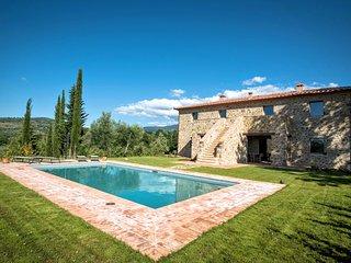 6 bedroom Villa in Montegiovi, Tuscany, Italy : ref 5227048