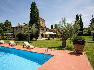 5 bedroom Villa in Talente, Tuscany, Italy : ref 5227035