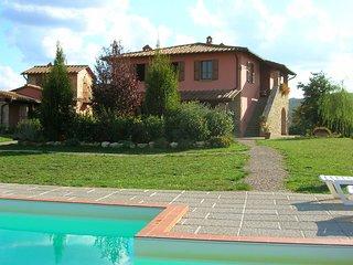 9 bedroom Villa in Pergine Valdarno, Tuscany, Italy : ref 5227018