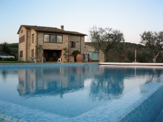 5 bedroom Villa in Toscella, Umbria, Italy : ref 5227013