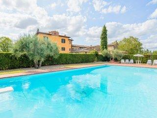 5 bedroom Villa in Quercegrossa, Tuscany, Italy : ref 5226833