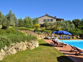8 bedroom Villa in Montaione, Tuscany, Italy : ref 5226828