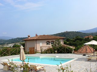 4 bedroom Villa in Rota, Tuscany, Italy : ref 5226809