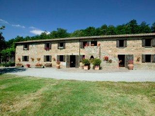 7 bedroom Villa in Radicofani, Tuscany, Italy : ref 5226746