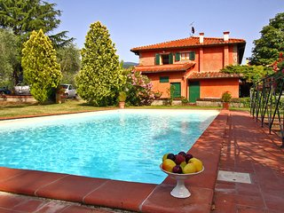 5 bedroom Villa in Reggello, Tuscany, Italy : ref 5226747