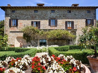 7 bedroom Villa in Cortine, Tuscany, Italy : ref 5226716