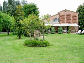 5 bedroom Villa in Corte, Tuscany, Italy : ref 5226732