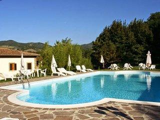 5 bedroom Villa in La Ginestra, Tuscany, Italy : ref 5226685