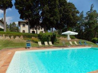 9 bedroom Villa in Luiano, Tuscany, Italy : ref 5226690