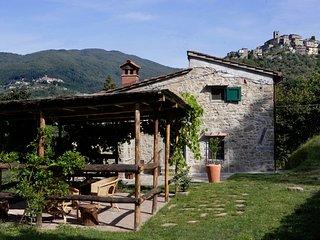 3 bedroom Villa in Pescia, Tuscany, Italy : ref 5226677
