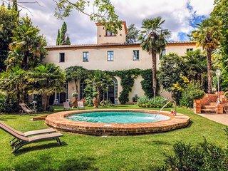 6 bedroom Villa in Fontecieca, Tuscany, Italy : ref 5226629