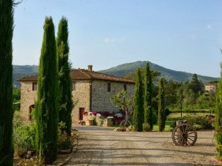 5 bedroom Villa in Bucine, Tuscany, Italy : ref 5226613