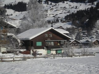 3 bedroom Apartment in Lenk, Bern, Switzerland : ref 5224070