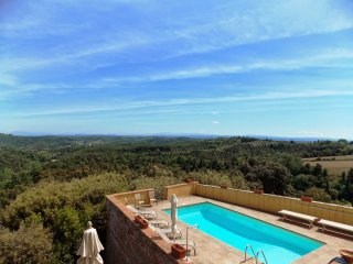 5 bedroom Villa in Collegalli, Tuscany, Italy : ref 5226616