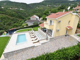 2 bedroom Villa in Poljane, Primorsko-Goranska Županija, Croatia : ref 5220964
