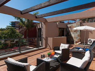2 bedroom Villa in El Salobre, Canary Islands, Spain : ref 5697740