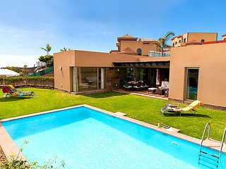 3 bedroom Villa in Maspalomas, Canary Islands, Spain : ref 5083361