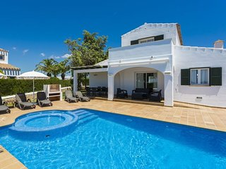 3 bedroom Villa in Son Bou, Balearic Islands, Spain : ref 5081582
