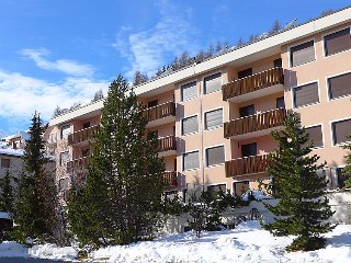 2 bedroom Apartment in Campfer, Canton Grisons, Switzerland : ref 5081821