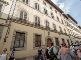 4 bedroom Apartment in Florence, Tuscany, Italy : ref 5055485