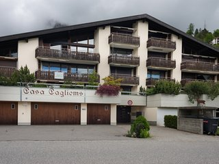 3 bedroom Apartment in Flims, Canton Grisons, Switzerland : ref 5052957