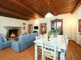 6 bedroom Villa in Soci, Tuscany, Italy : ref 5055577