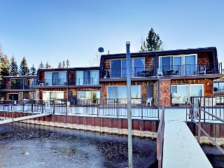 3BR Tahoe Keys Condo w/ Boat Dock ? Minutes to Ski Slopes