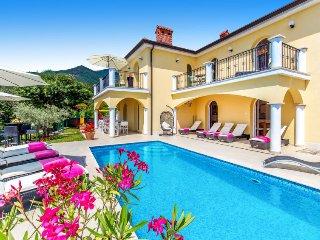 7 bedroom Villa in Ičići, Primorsko-Goranska Županija, Croatia : ref 5058577