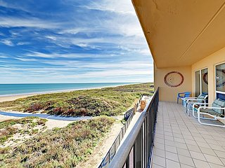 2BR Suntide II Condo Steps from Private Beach –Gulf Views Suntide ii 305