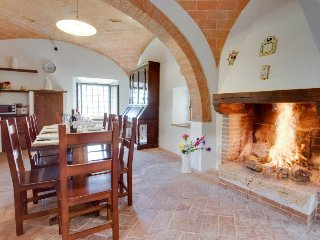 4 bedroom Apartment in Colonna di Grillo, Tuscany, Italy : ref 5055634