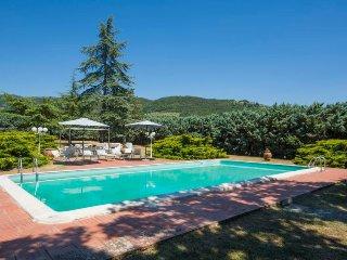 5 bedroom Villa in Castiglion Fiorentino, Tuscany, Italy : ref 5055587