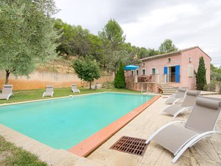 5 bedroom Villa in Malaucène, Provence-Alpes-Côte d'Azur, France : ref 5051390