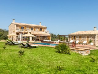 5 bedroom Villa in Ullaró, Balearic Islands, Spain : ref 5049325