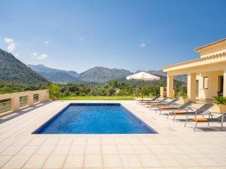 3 bedroom Villa in Pollença, Balearic Islands, Spain : ref 5049344