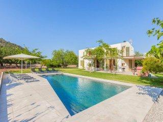 4 bedroom Villa in Pollença, Balearic Islands, Spain : ref 5049389