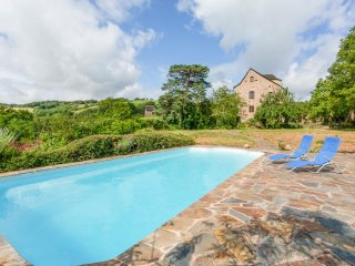 4 bedroom Villa in Bournazel, Occitania, France : ref 5049458