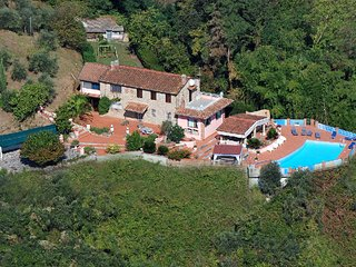 4 bedroom Villa in Stiava, Tuscany, Italy : ref 5697173