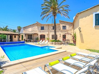 4 bedroom Villa in Cala San Vicente, Balearic Islands, Spain : ref 5049336