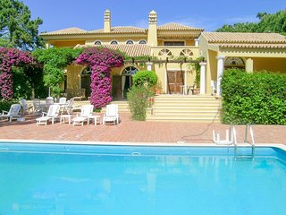 4 bedroom Villa in Quinta do Lago, Faro, Portugal : ref 5049154