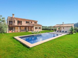 4 bedroom Villa in sa Pobla, Balearic Islands, Spain : ref 5049326