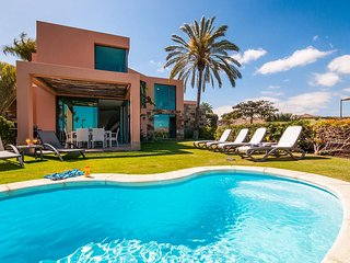 2 bedroom Villa in El Salobre, Canary Islands, Spain : ref 5049263
