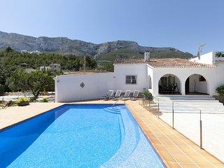 3 bedroom Villa in Denia, Valencia, Spain : ref 5047589