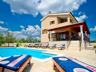 4 bedroom Villa in Stokovci, Istria, Croatia : ref 5048836
