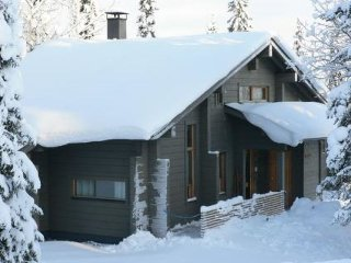 3 bedroom Villa in Kuusamo, Northern Ostrobothnia, Finland : ref 5045236