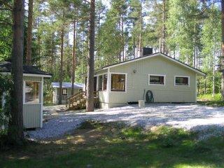 2 bedroom Villa in Haapaniemi, Southern Savonia, Finland : ref 5045827