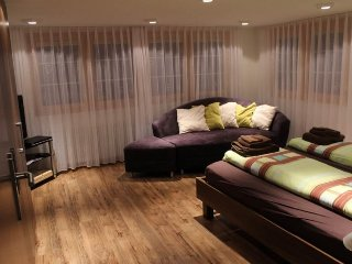 3 bedroom Apartment in Saas-Fee, Valais, Switzerland : ref 5036337