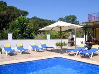 6 bedroom Villa in Lloret de Mar, Catalonia, Spain : ref 5043973