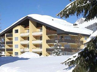1 bedroom Apartment in Parpan, Canton Grisons, Switzerland : ref 5035152